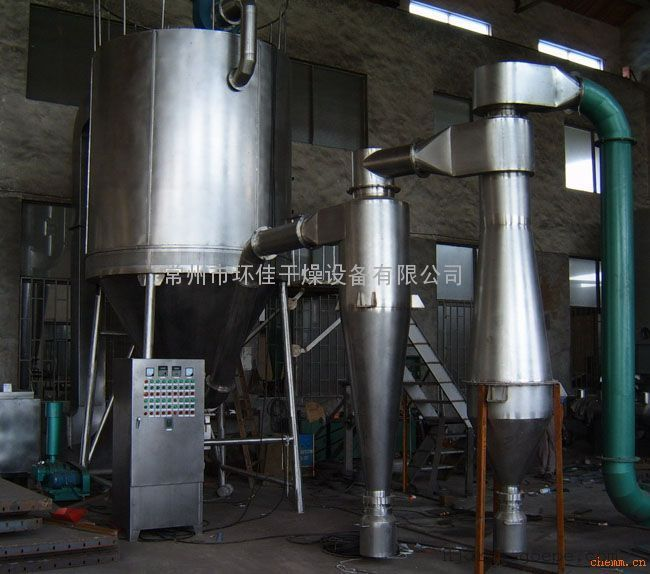 聚合氯化铝离心喷雾干燥机 聚合氯化铝烘干机 聚合氯化铝干燥设备