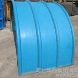批发零售油田污水防臭拱形盖板规格特点/密封罩生产厂家