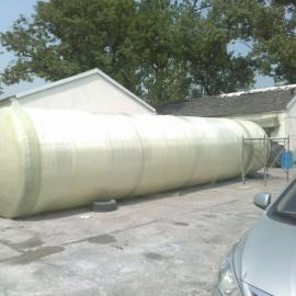 TY环保型城镇居民生活污水处理站玻璃钢生物化粪池