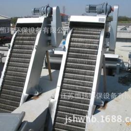 机械格栅 固液分离机 回转式粗细格栅 回转式耙齿格栅生产厂家