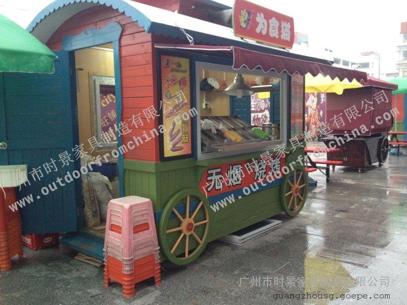 首页 供应产品 售货车 欧式风格售卖亭 >> 景区复古移动售货车 北京