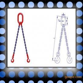 起重链条吊索具单肢/双肢/三肢/四肢 起重链条吊索具用途
