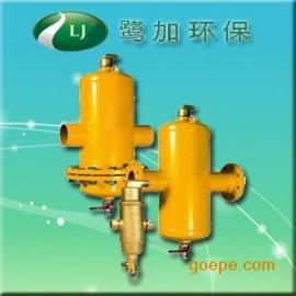 上海LJLX螺旋脱气除污器生产厂家