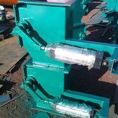 春晖ZESX400双层重锤翻板星型卸灰阀干灰输送卸料器