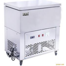 十五桶绵绵砖冰机 15桶雪花绵绵冰机 厂家直销