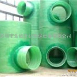 深圳玻璃钢一体式窨井