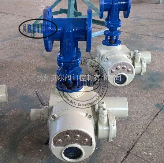 灌溉用智能型电动闸阀