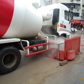 杭州工地车辆清洗机,渣土车自动洗车机