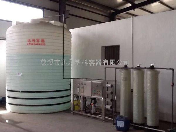 宁波30吨塑料水塔/塑料水箱批发