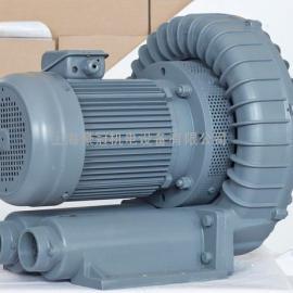 畜粪发酵瀑气用旋涡气泵/2.2KW旋涡高压气泵