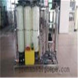 绵阳工业500L/H RO反渗透系统