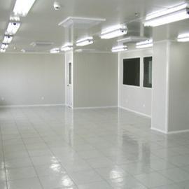 无尘室工程 洁净室净化工程