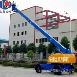 徐州升降机 徐州高空作业平台 徐州自行直臂升降机价格