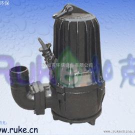 AS、AV型无堵塞潜水吸砂泵