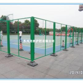 杭州移动车间隔离网 杭州移动仓库隔离网 无需打膨胀螺栓固定