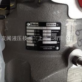 PARKER派克柱塞泵 PAVC100R4222原�b特�r