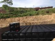 润平牌BDF地埋水箱、消防箱泵一体化、地埋水箱价格