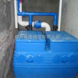 箱式泵站双泵污水提升器