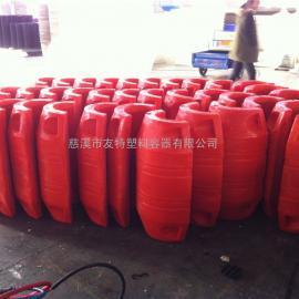 长期研发PE浮球,孔径200管道浮球,按客户要求加工浮球