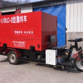购买电动养殖喂料车就到立成机械制造