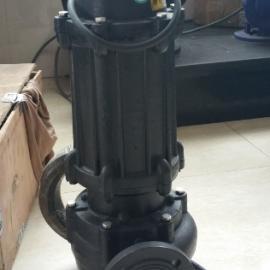 QW、QWP型�o堵塞��水排污泵