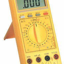 台湾泰仕TES2712 LCR数字式电表 数字万用表 万用表 欧姆表