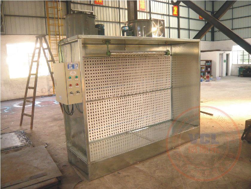 干式喷漆喷油台 漆雾过滤净化器 干式喷漆柜制造厂
