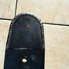油锯导板点焊非金属灰尘