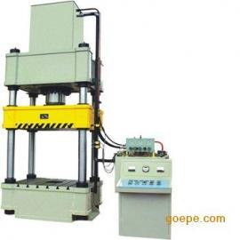 供应 200T树脂井盖压装液压机 压力机配套模具四柱液压机