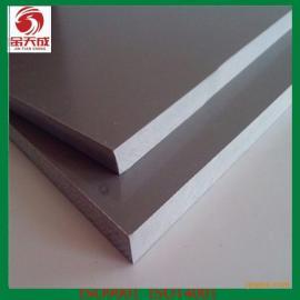 阻燃pvc塑料板 pvc玻镁板模板 pvc硬板
