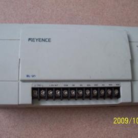基恩士BL-1301HA条码读取器 前方光栅