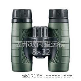 双筒望远镜美国博士能8X32奖杯系列233208便携式
