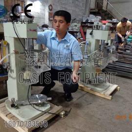供应XFD-1L单槽浮选机实验室小型单槽浮选机选矿试验用