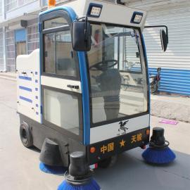 供应天骏蜂鸟2000全封闭式扫地机,人性化扫地机的先驱产品