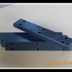 NGB水利闸门滑块 耐磨NGB工程塑料复合材料