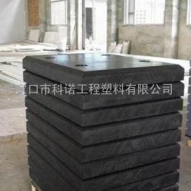 工程平移MGB板 反向滑板MGB 承压摩擦系数小MGB板