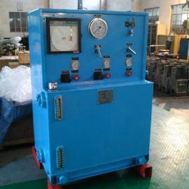 QST系列气动试压泵,气密封试压泵,阀门密封试验