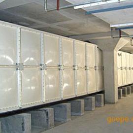smc组合式玻璃钢水箱 玻璃钢水箱重量