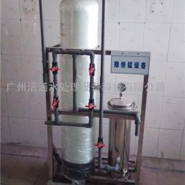 泸州1000L/H井水除铁锰设备