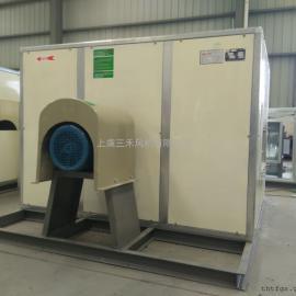 三禾DBF型离心式风机箱    风量大、噪音小、易安装