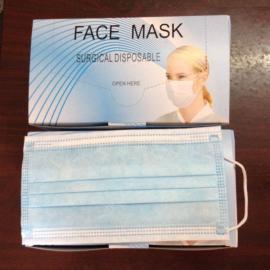 中山一次性口罩,三层无纺布口罩,防尘口罩生产厂家