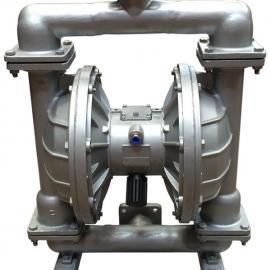 QBK-65不锈钢气动隔膜泵