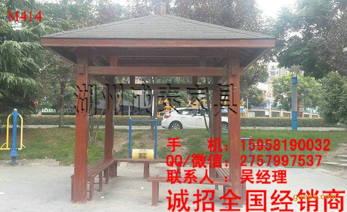阜阳凉亭厂家-阜阳防腐木
