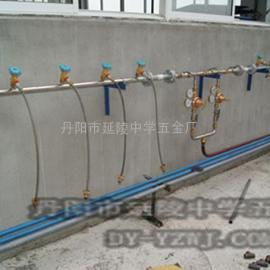 氧气燃气数控火焰切割机组合式汇流排