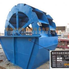 【远航】轮式洗砂机、轮斗洗砂机--青州洗砂机行业领先!