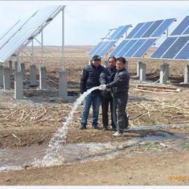 太阳能光伏野外灌溉浇灌抽水水泵系统
