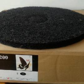 特价17寸百洁垫黑色起蜡垫BF7200蝴蝶刷片抛光清洁垫打蜡垫洗地垫