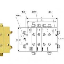 SD3系列片式递进式分配器厂家供应价格
