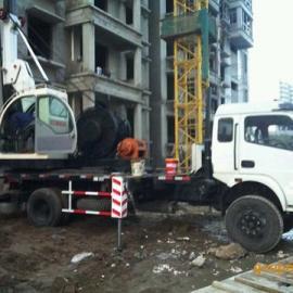 30米桩基施工首选洛阳武轩多功能碎石汽车旋挖钻