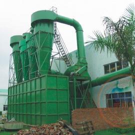 嘉林木业工艺制品公司木业粉尘净化 袋式除尘设备方案设计